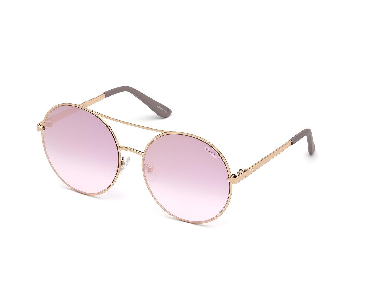Guess GU7559A, Gafas de Sol Unisex Adulto, Dorado (Oro Rosa ...