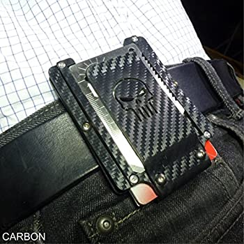 GadgetWallet. Kydex and Holstex Tactical Wallet With beltclip and multitool.