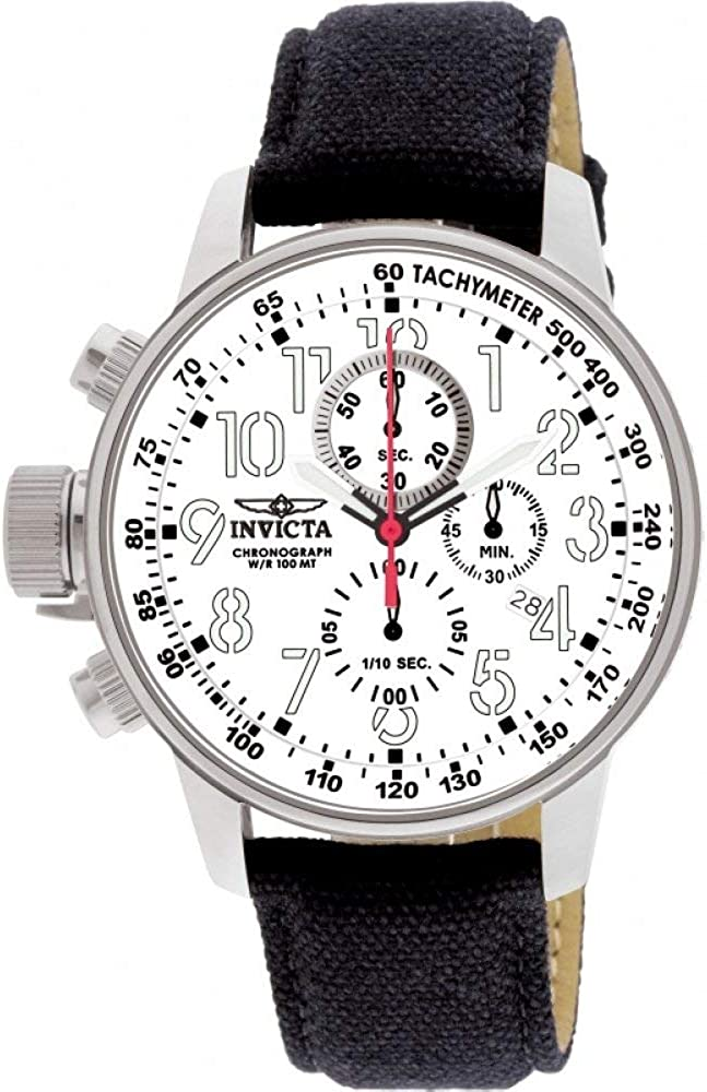 Invicta Men s 1514 I Force Collection Stainless Steel Watch
