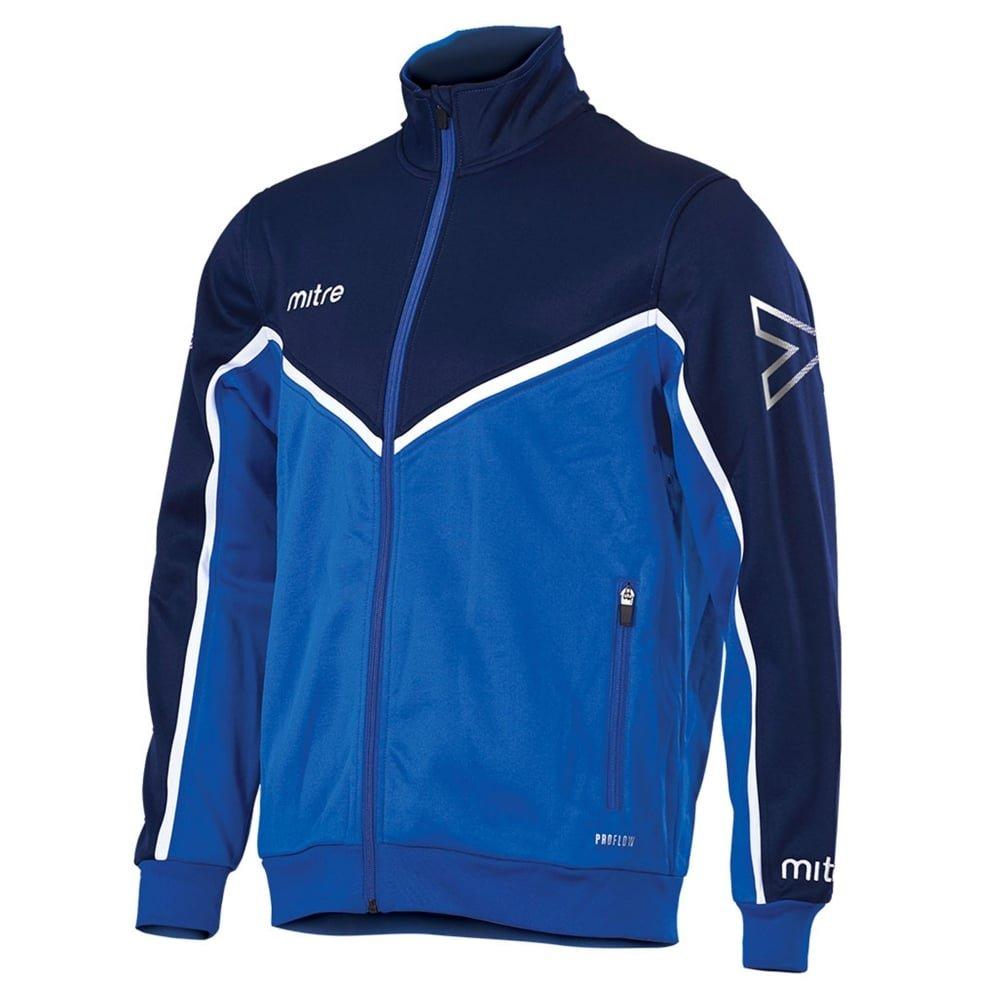 Mitre Kinder Primero Poly Fußball Training Track Jacket T70016