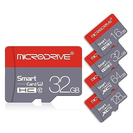 LJ2 Micro Tarjeta SD, Adaptador de 16 GB / 32 GB / 64 GB ...