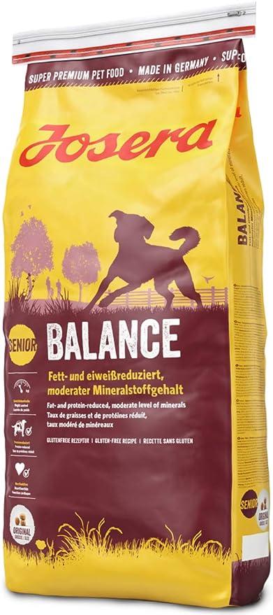 JOSERA Saco de comida para Perro - Balance, 15 kg, Perro