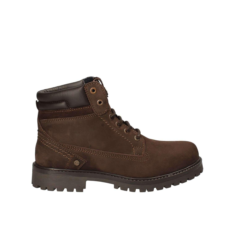 Wrangler WM172000 Botas Hombre 41 EU|Marr貌n Zapatos de moda en línea Obtenga el mejor descuento de venta caliente-Descuento más grande
