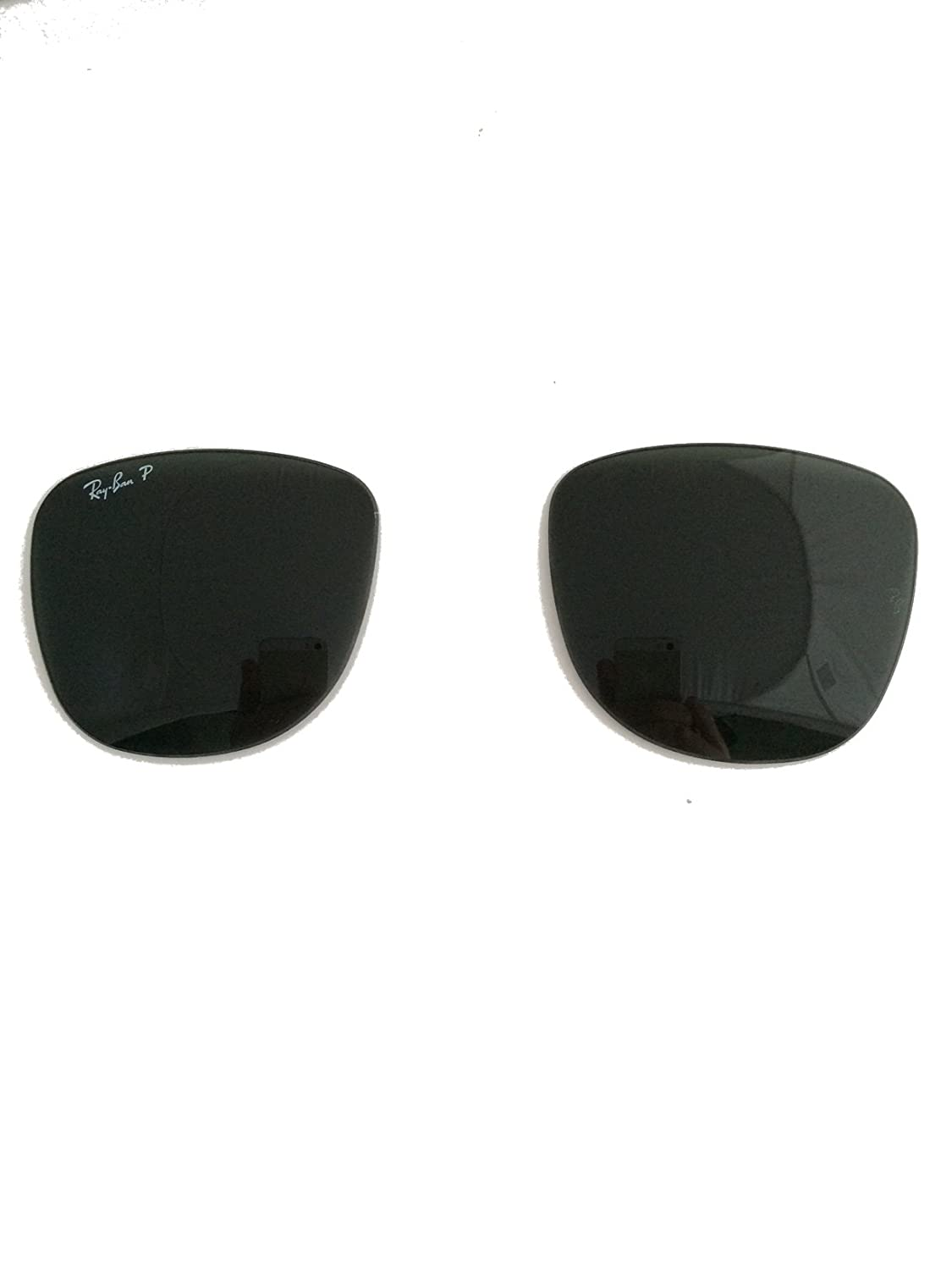 c6ab9cbb5f Amazon.com  Crystal Green (G15) Polarized Replacement Lenses Ray-ban 2140  54mm + ShadesDaddy Gift  Clothing