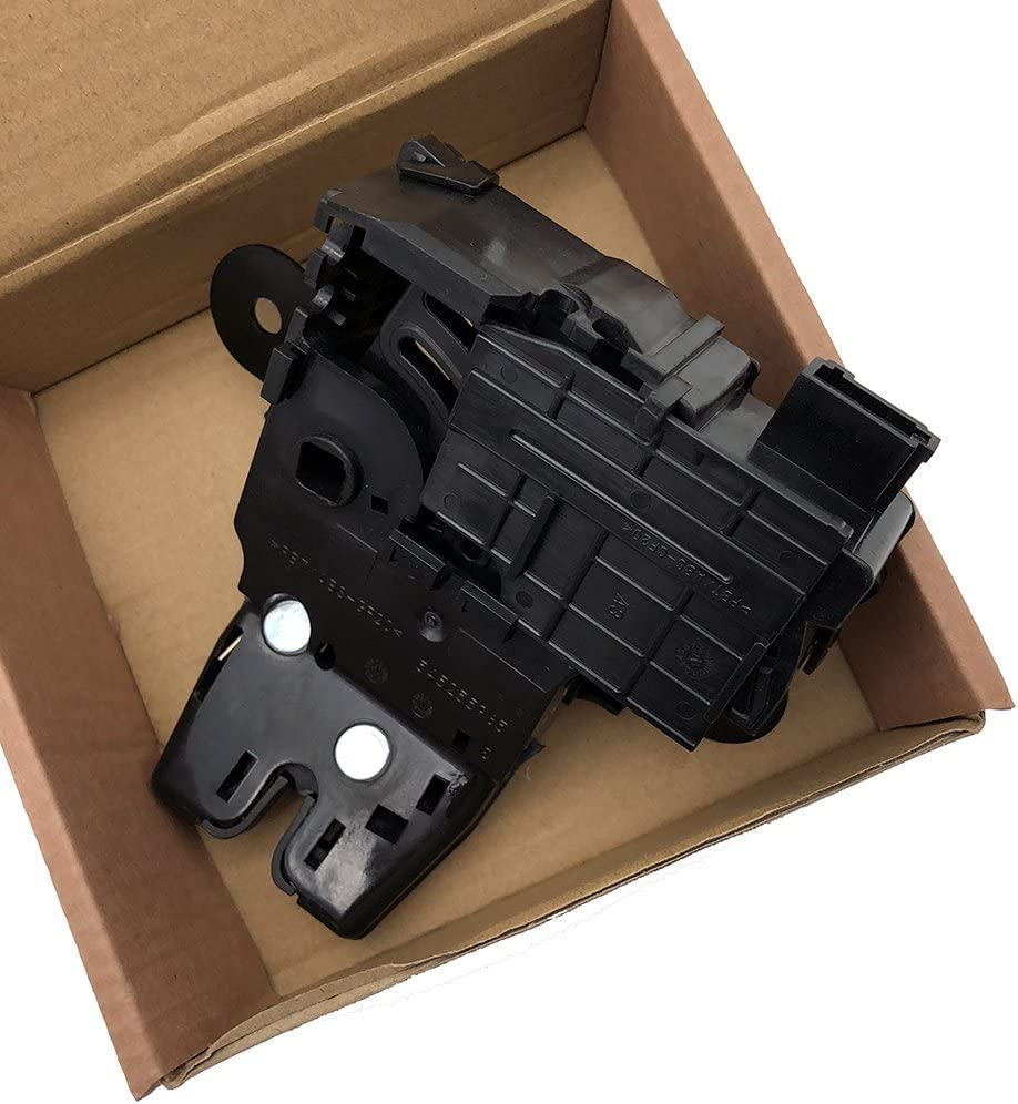 WayJun Trunk Lid Latch for ATS CTS XTS Camaro Malibu Cruze Regal Verano Sonic Impala Replace 13501988