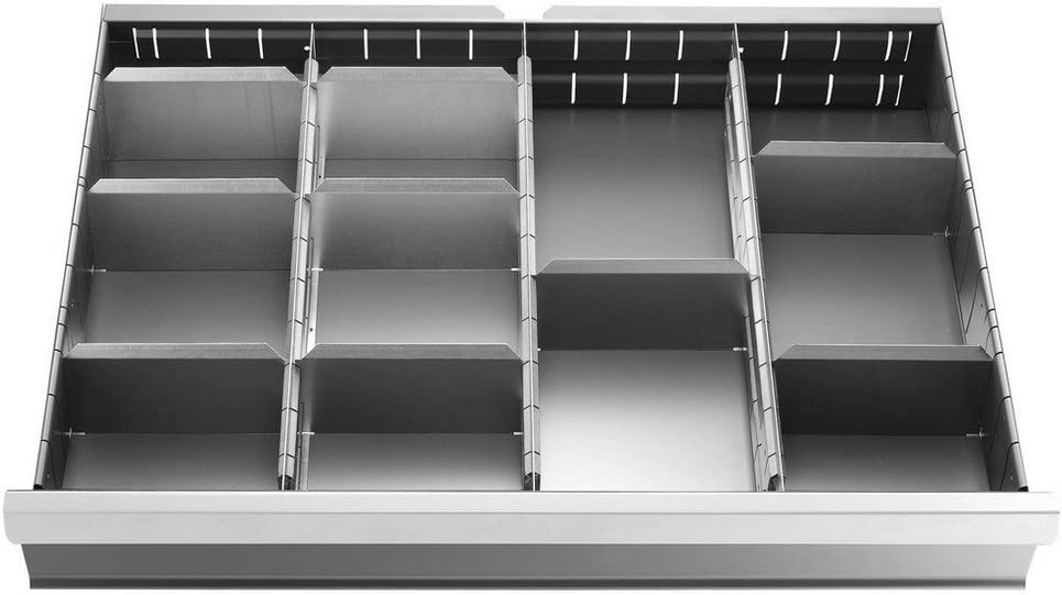 Facom 2930.c1/Set 18/Divisions for Drawers 75/mm