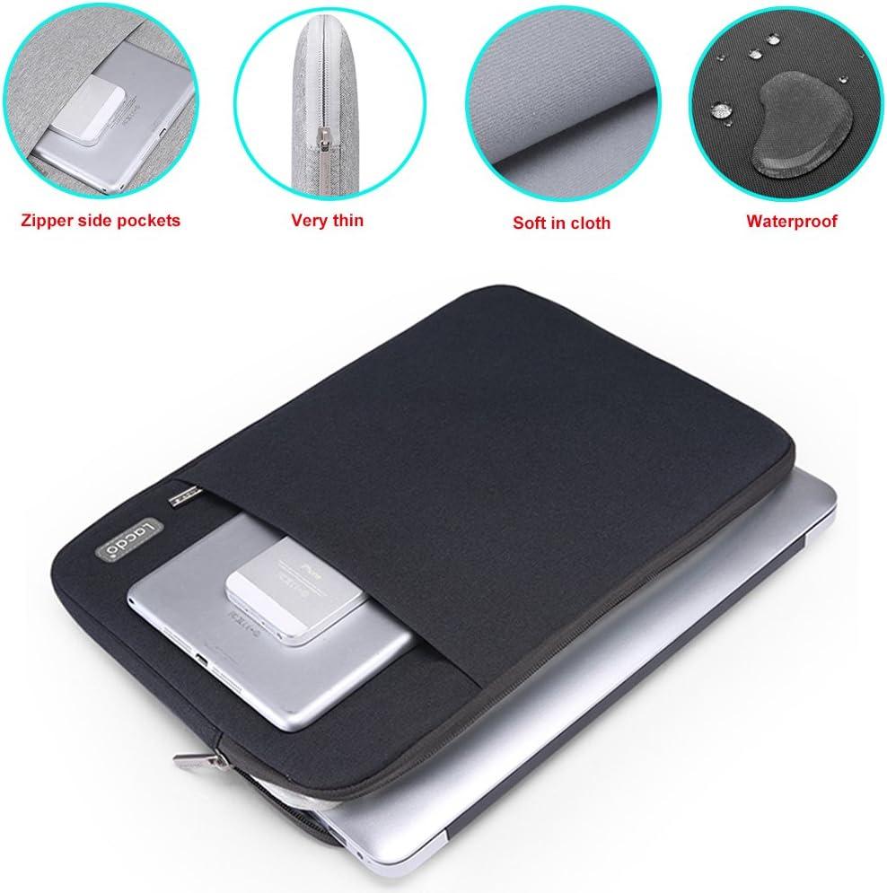 HP Dell Acer Lenovo Chromebook Black Lacdo 13.3 inch Laptop Sleeve Case Computer Bag for Old 13 inch MacBook Air 2010-2017//13-inch MacBook Pro 2012-2015//13.5 inch Surface Book 3 2 Asus Zenbook