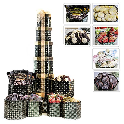 3 Ft Cookie Tower by Gift Basket
