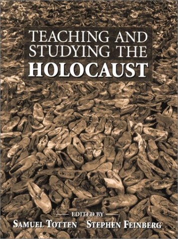 Teaching and Studying the Holocaust