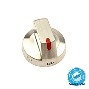 Ultra Durable DG64-00473A Burner Knob Dial for Samsung Range Oven