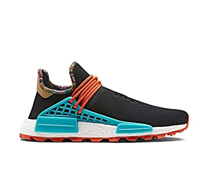 b89a0d86b Image Unavailable. Image not available for. Color  adidas NMD Solar Human  Race Pharrell Williams ...