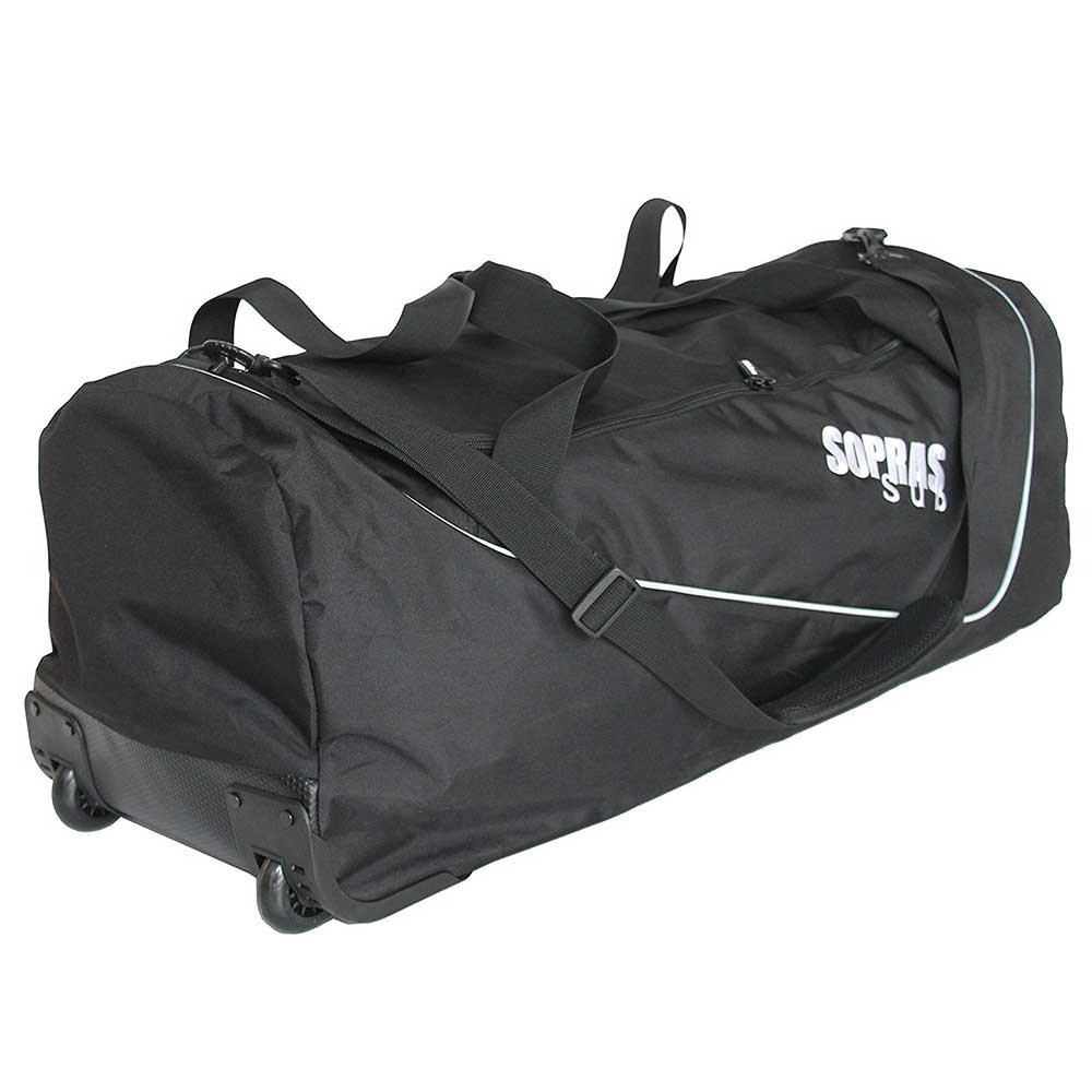 Sopras Sub New Travel Rolling Gear Bag Scuba Diving Luggage Perfect to Dive Gear With Durable wheels