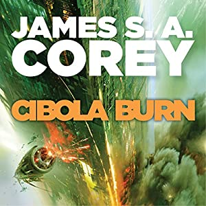 Cibola Burn Audiobook