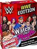 (US) Watch Ya' Mouth WWE Edition Party Card Game