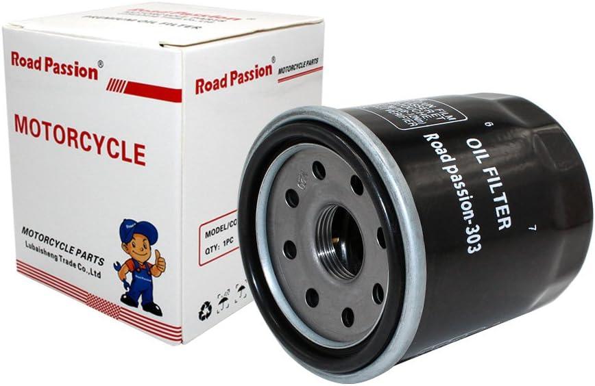 Road Passion Filtre /à lhuile pour YAMAHA FZ6 FAZER 600//FZ6 600 2004 YZF600R 600 1994-2007