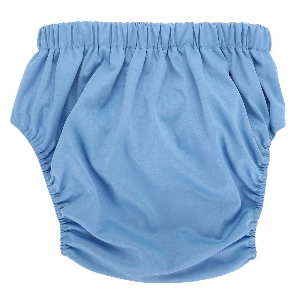 pa/ñales adultos de tela pa/ñal reutilizable lavable ajustable pa/ñal grande para el Cuidado de la Incontinencia Amarillo