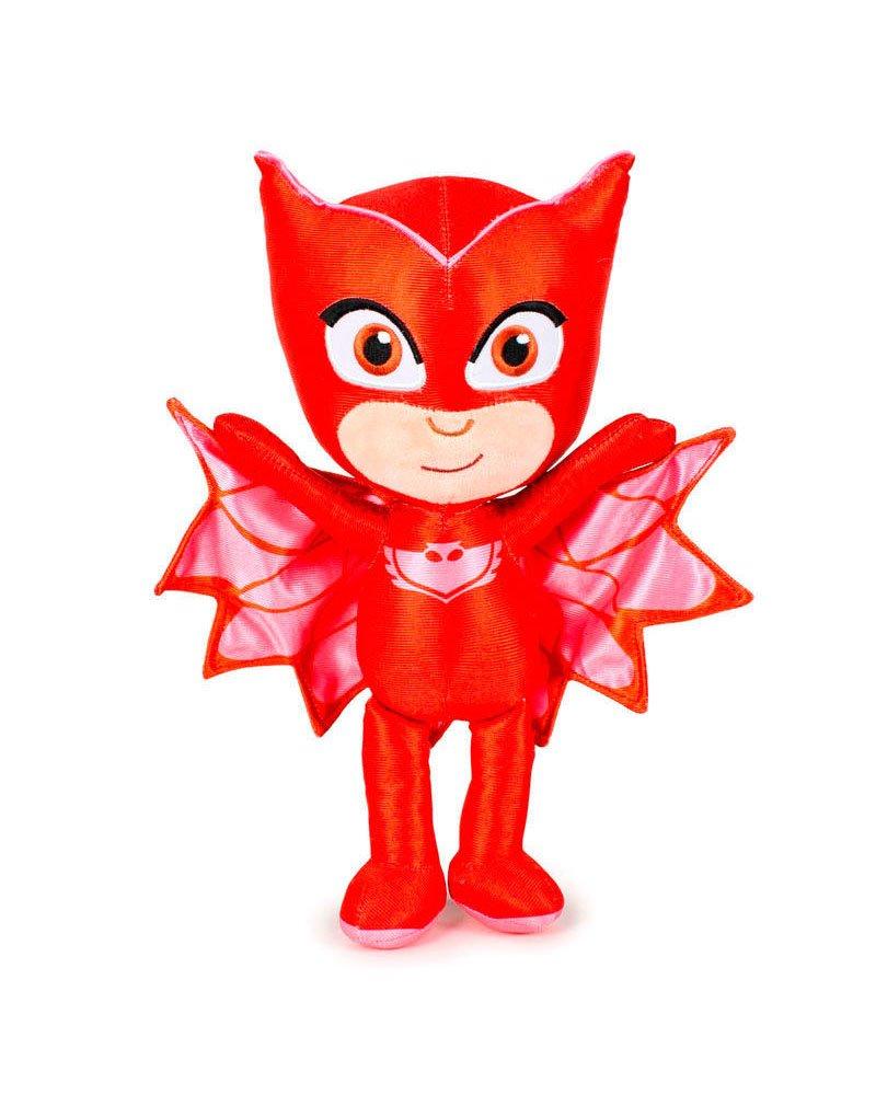PJ Masks Héroes en Pijamas 5962 Peluche, 34 Centímetros, Calidad Super Suave, Gatuno, Buhíta, Gecko (Gecko): Amazon.es: Juguetes y juegos