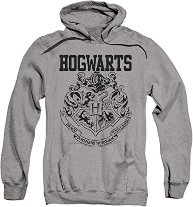 New Unisex Harry Potter Hogwarts Printed Hoodie