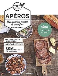 Apéros : Les meilleures recettes de nos régions