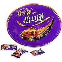 怡口莲 巧克力味夹心太妃糖 200g