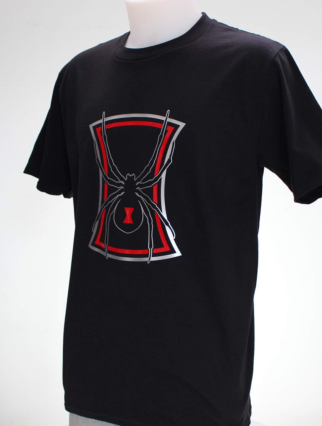 Black Spider camiseta negra de chico: Amazon.es: Handmade
