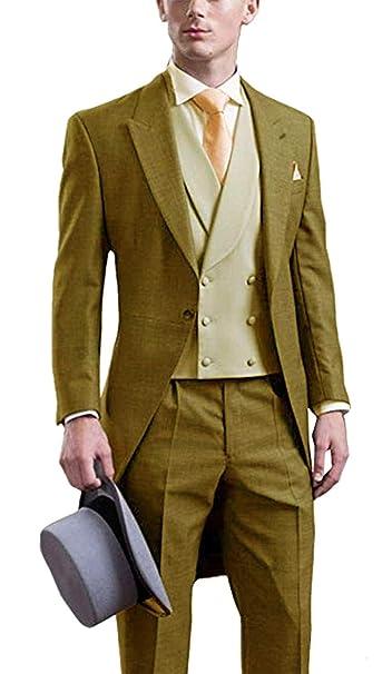 Amazon.com: Blazer - Conjunto de traje para hombre (ajustado ...