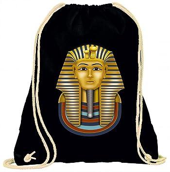 """Turn Bolsa """"tutanch Amun de oro máscara de máscara de archäologie de egipcio"""