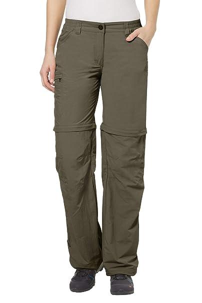 Vaude Farley ZO Pantalones de senderismo para mujer