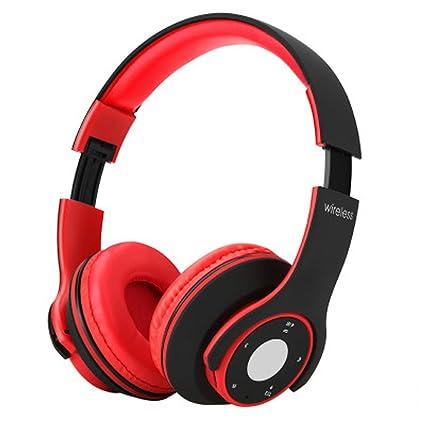 Yingui Rhythm Active Noise Reduction Auriculares inalámbricos Auriculares inalámbricos, Auriculares Plegables Estéreo, con micrófono