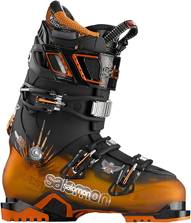 SALOMON chaussures de ski SALOMON QUEST 12 ORABK 12