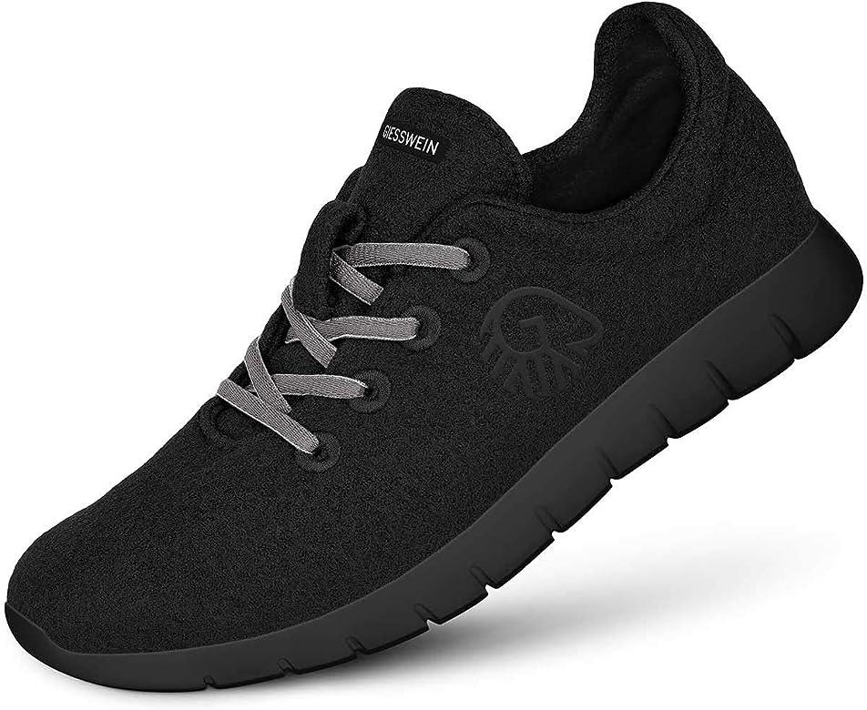 GIESSWEIN Merino Runners Zapatillas Moda Hombres Negro - 40 - Zapatillas Bajas: Amazon.es: Zapatos y complementos