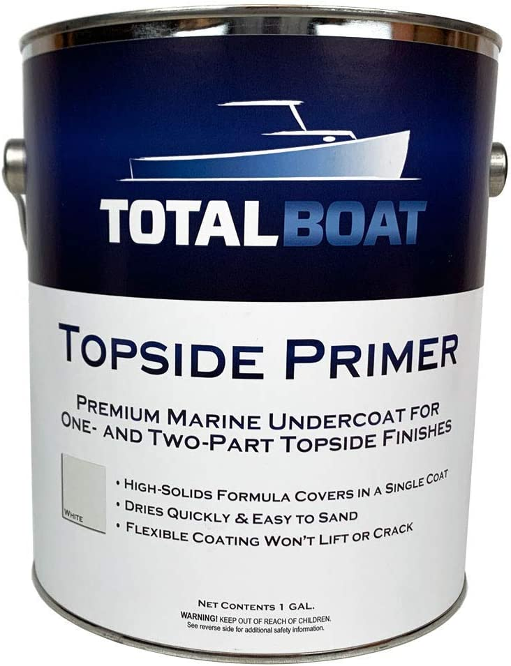 Boat Paint Primer for Fiberglass and Wood