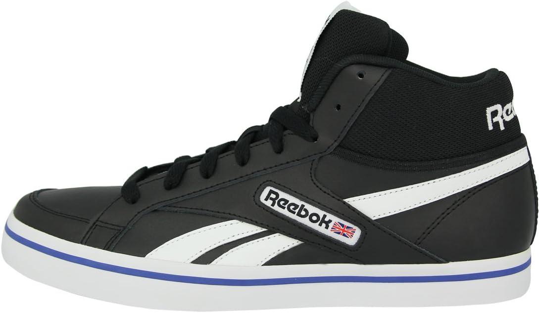 Reebok LC Court Vulc Mid Farbe: Blau Schwarz Weiß