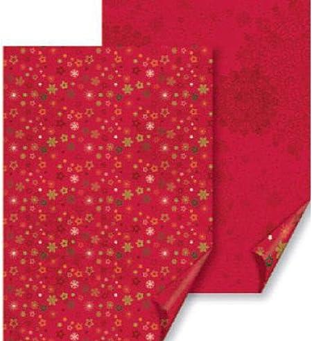 10 piezas de Cartón 50x70 300g Estrella Roja, Cajas de cartón Para Su Propia Creatividad, materiales de Arte, Heyda: Amazon.es: Hogar