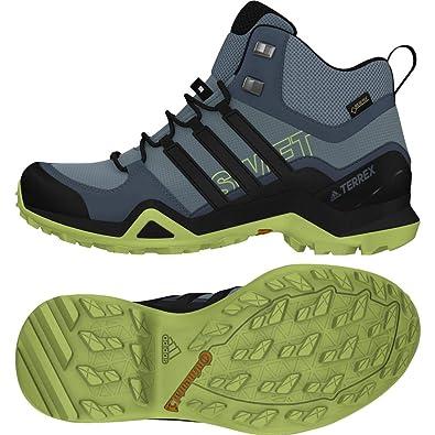 92e2a4b27c255d adidas Women s Terrex Swift R2 Mid GTX High Rise Hiking Shoes
