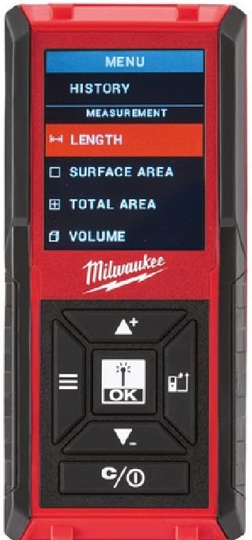 MILWAUKEE LDM 45 4933459277 Tel/émetro l/áser