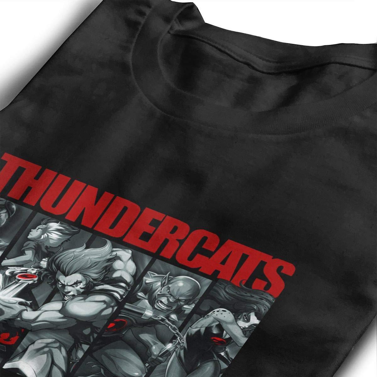 BilliePhillips Teens Thundercats Leisure Long Sleeve Tee Shirt