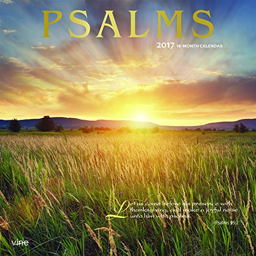 Psalms 2017 Square Vine (ST-Foil) (Multilingual Edition)