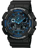 Casio G de shock – Reloj de pulsera para hombre con Analog/Digital de Pantalla y Resin de pulsera – GA de 100