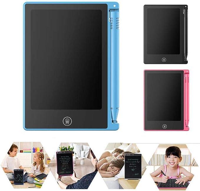Imagen deJunio1 Tablero Reutilizable práctico portátil de la Tableta del Dibujo de la Escritura del LCD Accesorios para Tablets