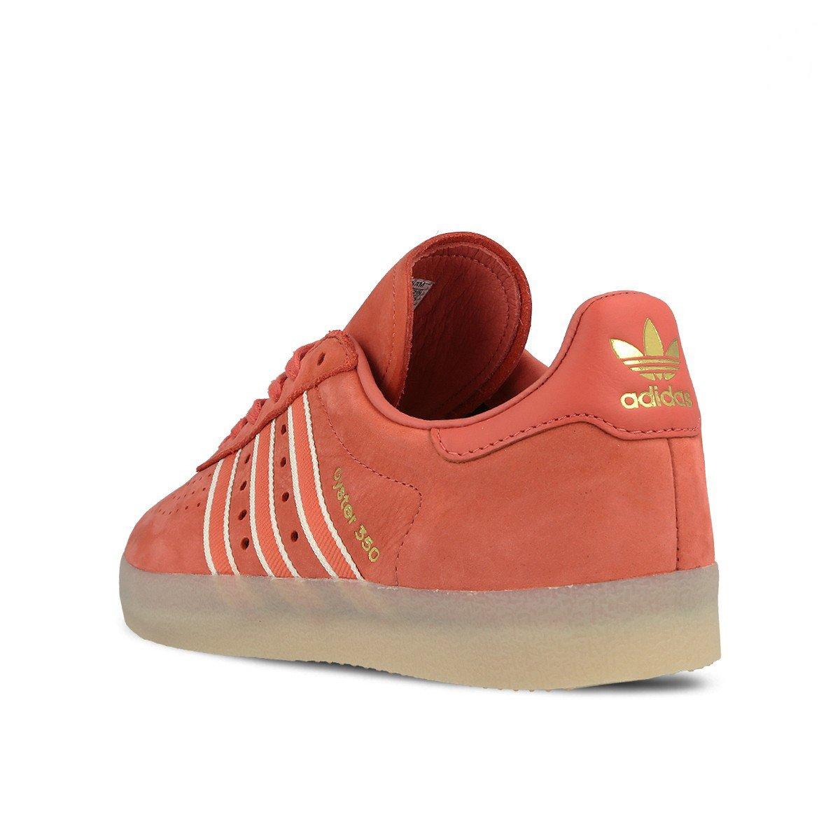 the best attitude 5a9fd 271ba Amazon.com  adidas Men Oyster Holdings 350 (redTrace ScarletChalk  WhiteMetallic Gold)  Fashion Sneakers