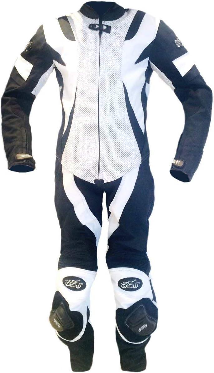 Xls Kinderkombi Einteilig Lederkombi Für Kinder Schwarz Weiß 132 Auto