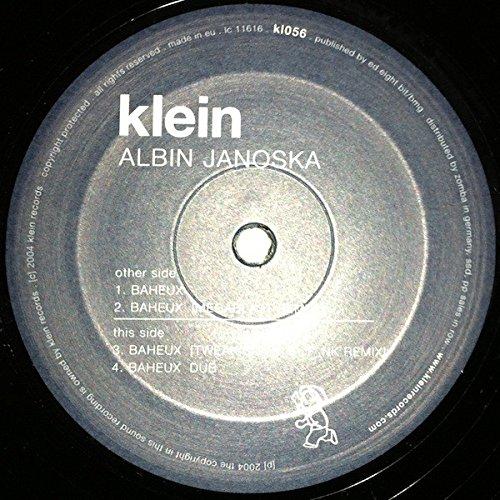 Baheux (2004, incl. Megablast Remix, #kl056) / Vinyl Maxi Single [Vinyl 12'']