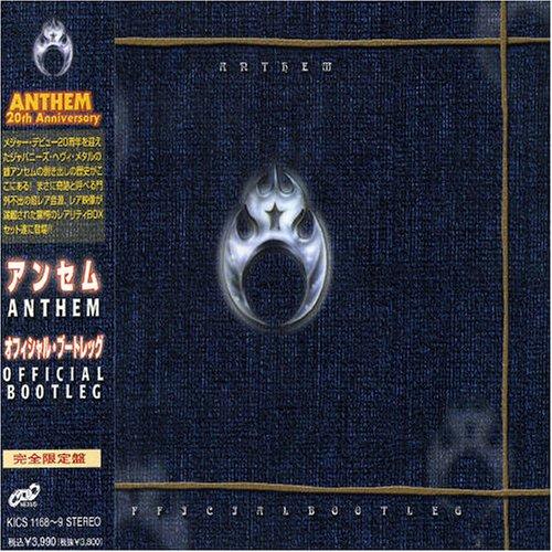 ANTHEM / オフィシャル・ブートレッグ[限定盤]
