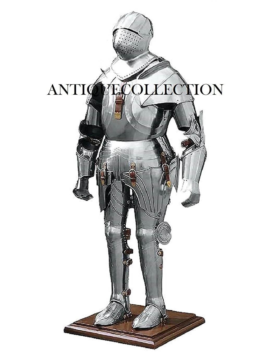 Amazon.com Medieval Gothic Armour Suit of Armor for Sale