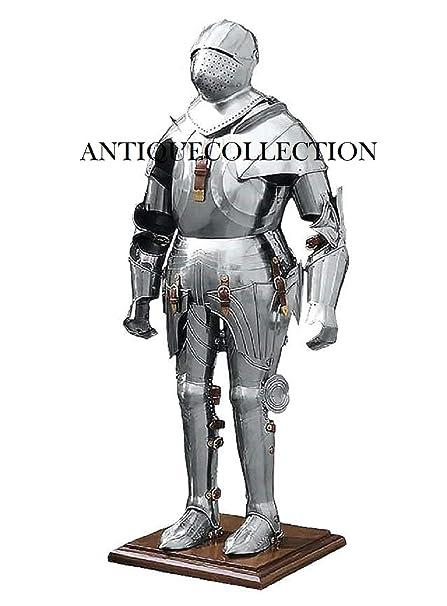 Amazon.com: Medieval Gothic Armour Traje de Armor para Venta ...