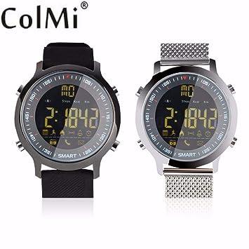 ColMi VS506 - Reloj Inteligente para Hombre, Resistente al Agua, 5 ...