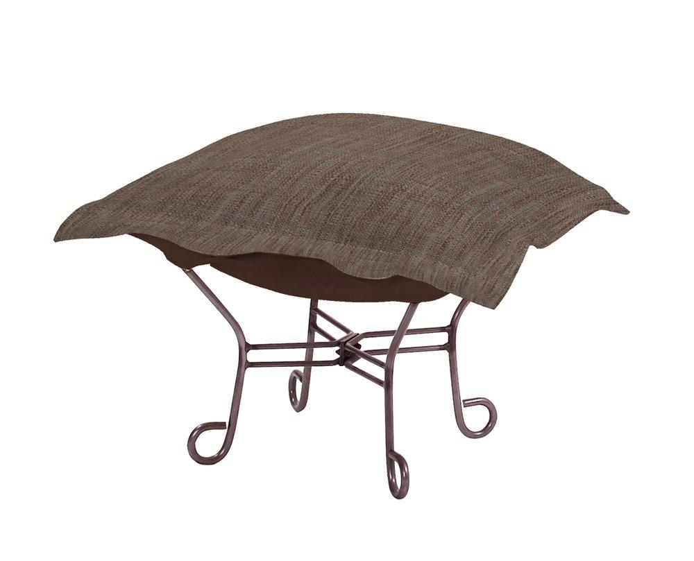 Floral Chaise Lounge Upholstery San Marino Chocolate Silas Raisin