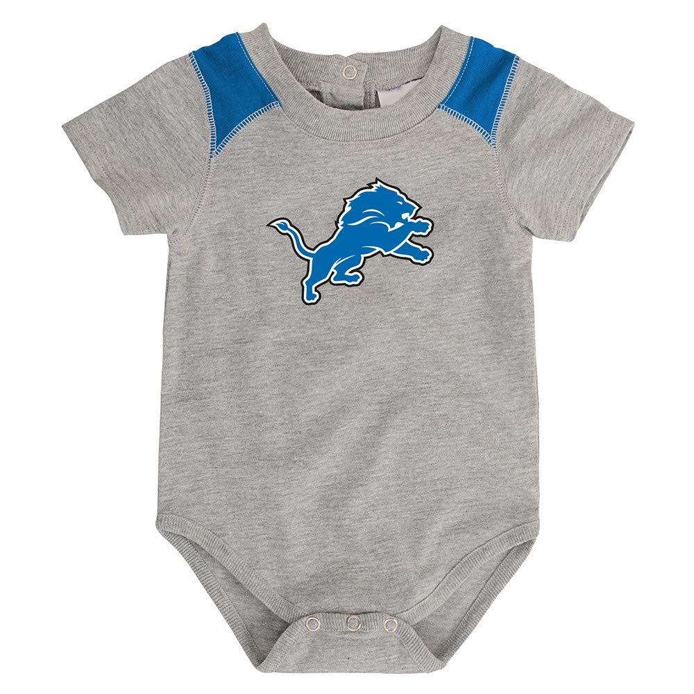 NCAA by Outerstuff NCAA boys NCAA by Outerstuff NCAA Newborn /& Infant Raglan Zip Up Coverall