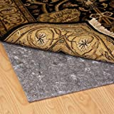 Duo-Lock Reversible Felt and Rubber Non-Slip Rug Pad, Size: 4' x 6' Rug Pad